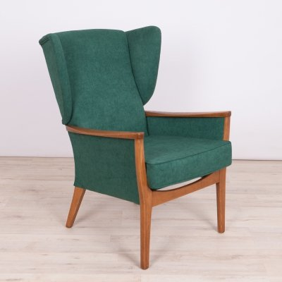 Mid-century Wingback Armchair by Parker Knoll, 1960s