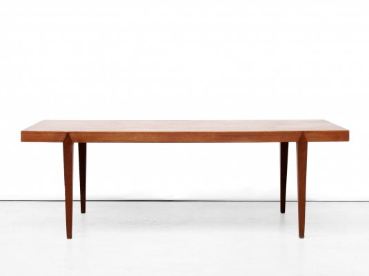 Coffee table by Severin Hansen for Haslev Møbelsnedkeri, 1960s