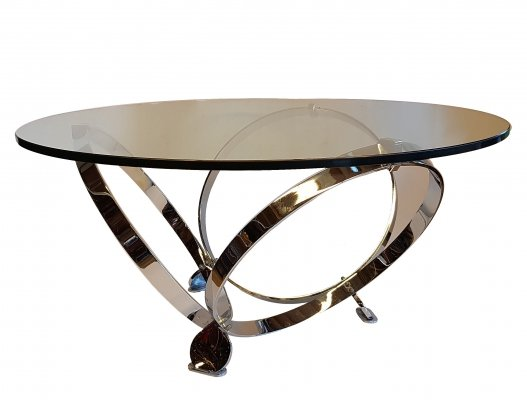 Coffee Table by Knut Hesterberg, 1970s