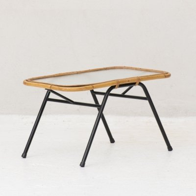 Coffee table by Dirk Van Sliedrecht for Rohé Noordwolde, Netherlands 1960