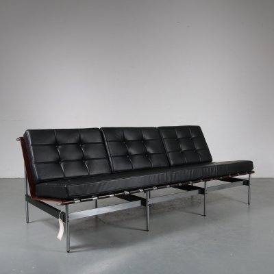 Kho Liang Ie '416/3' Sofa for Artifort, Netherlands 1950