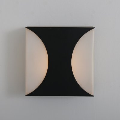 'Ludiek' wall lamp by Raak, the Netherlands 1960s
