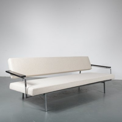 Dutch sleeping sofa by Rob Parry for Gelderland, 1950s