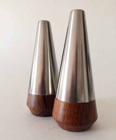 Pepper & Salt set by DKF Lundtofte Denmark