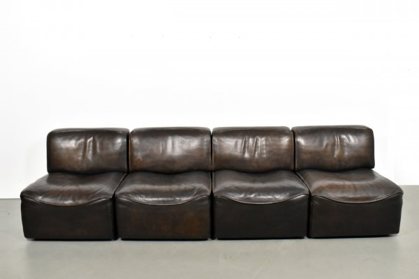 DS15 sofa by De Sede, 1970s