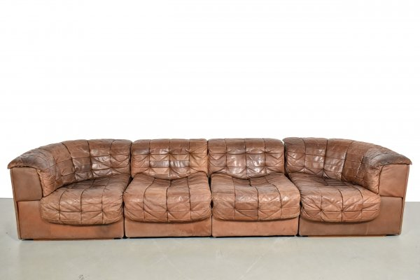 DS11 sofa by De Sede, 1970s