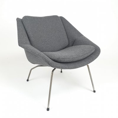 Mid Century FM04 lounge chair by Cees Braakman for UMS Pastoe, 1950s
