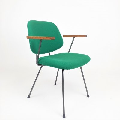 Mid Century Desk chair by Wim Rietveld for Kembo, 1950s