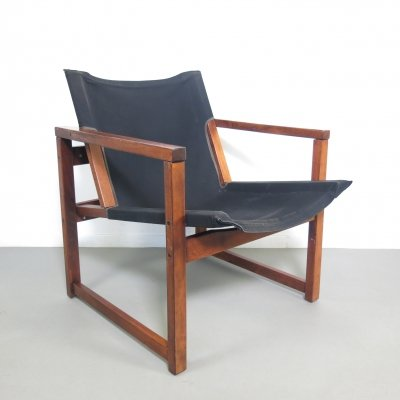 Safari chair by Karin Mobring for IKEA, 1970s