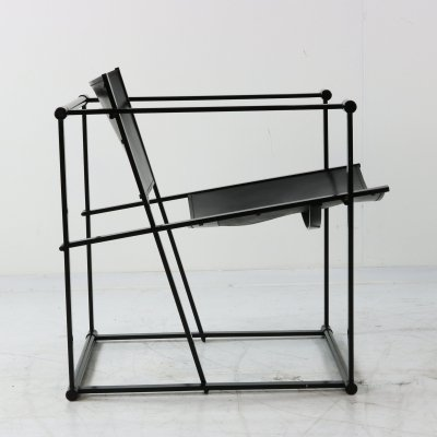 FM62 arm chair by Radboud van Beekum for Pastoe, 1980s