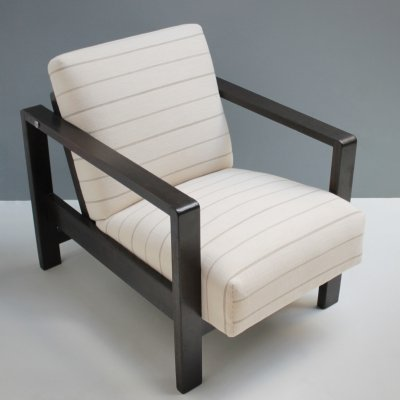 Bauhaus Weimar Lounge Chair by Erich Dieckmann