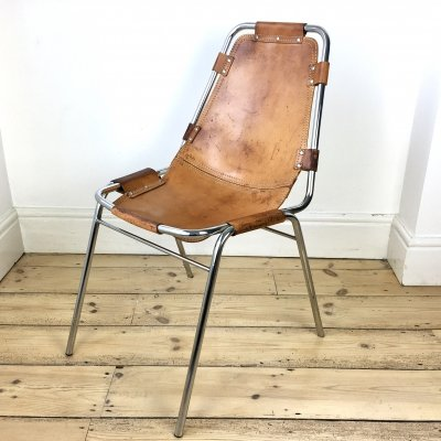 Les Arcs chair selected by Charlotte Perriand, 1960s