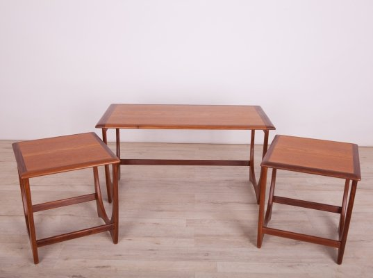 Pull Out Tables by Victor Wilkins for G-Plan, 1970s