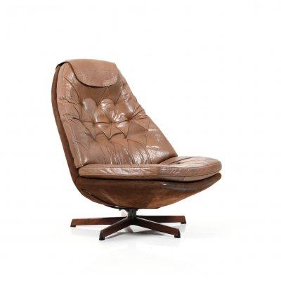 Recliner / Lounge Chair MS68 by Madsen & Schubell, 1960s