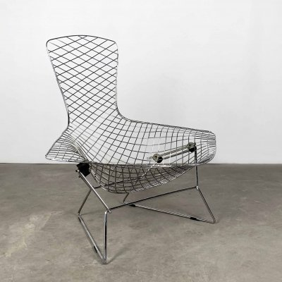 Bird Lounge Chair by Harry Bertoia for Knoll, 1970s