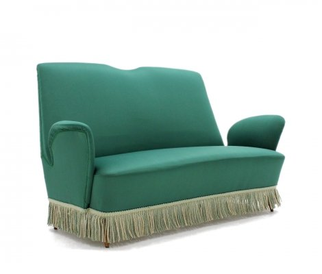 2-seater Nino Zoncada sofa for Framar, 1950s