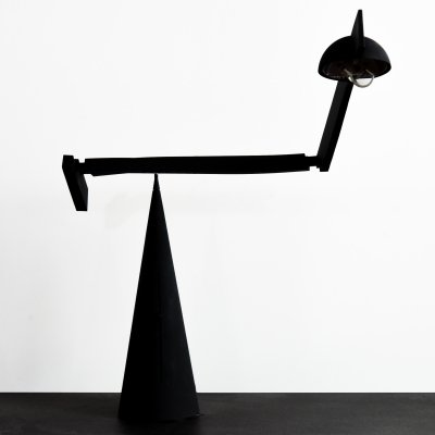 Table lamp by Marco Colombo & Mario Barbaglia for Italianaluce