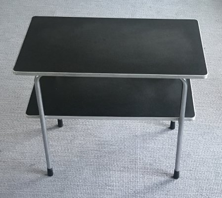 519/3617 side table by Ontwerpbureau N. V. Gispen for Gispen, 1950s