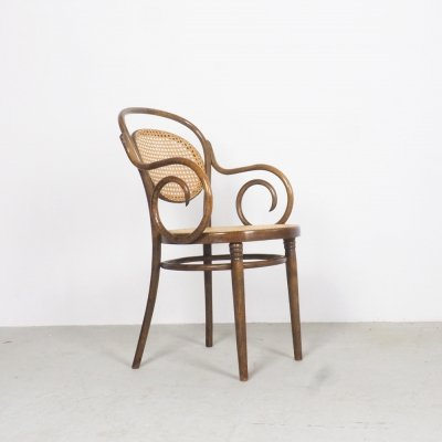 Vintage Thonet Vienna chair no 11 by ZPM Radomsko