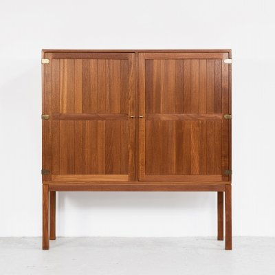 Danish cabinet in teak by Kurt Østervig, 1960s