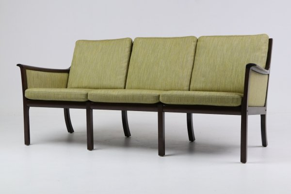 Ole Wanscher for P. Jeppensen 3-seats sofa
