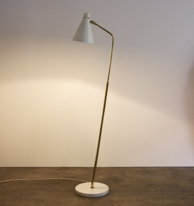 Mod. 301 Floor Lamp by Giuseppe Ostuni for Oluce, 1950s