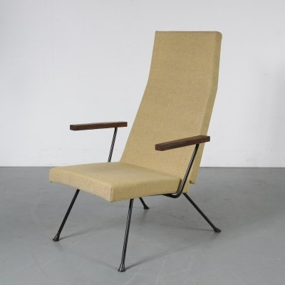 Model 1410 lounge chair by André Cordemeyer for Gispen, 1950s