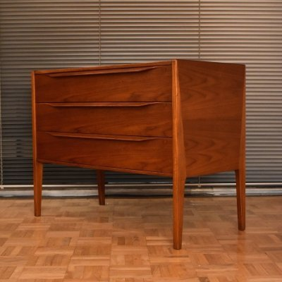Aksel Kjersgaard Model 34 Teak Chest of Drawers