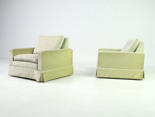 Set of 2 'Conseta' armchairs by Friedrich Wilhelm Möller for COR, 1960s