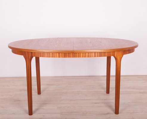 Vintage Extendable Dining Table from Mcintosh, 1960s