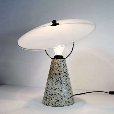 Post Modern Terrazzo 'Eon' Table Lamp by Ikea, 1993
