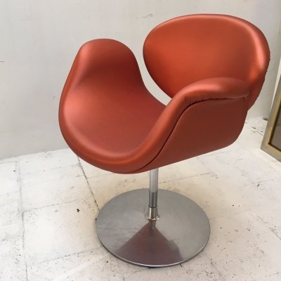 4 x Tulip chair by Pierre Paulin for Artifort, 1970s
