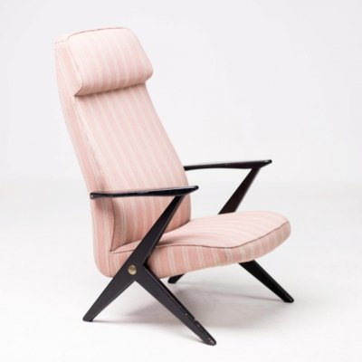 'Triva' Lounge Chair by Bengt Ruda for Nordiska Kompaniet, 1950s