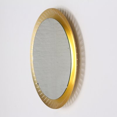 XL Illuminated mirrors by Stilnovo