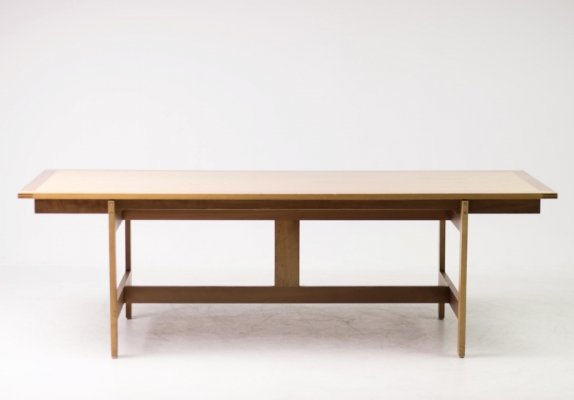Architectural M40 Dining Table by Henning Jensen & Torben Valeur, 1990s