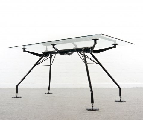 Nomos Table by Norman Foster for Tecno, Italy