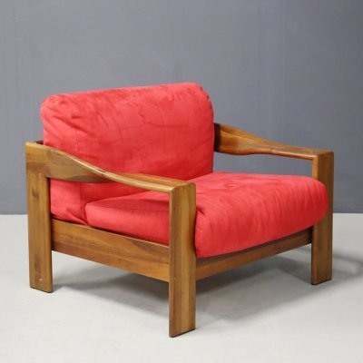 Modern Armchair by Afra & Tobia Scarpa, 1980s