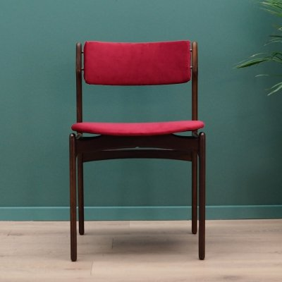 Erik Buch dining chair, 1970s