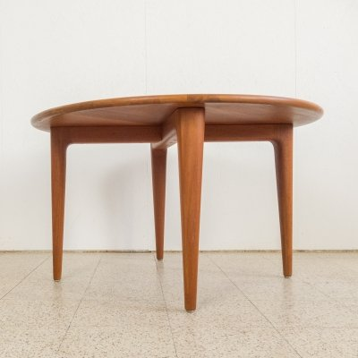 Teak coffee table by Mikael Laursen