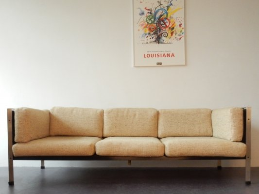 Early vintage sofa by Jan des Bouvrie, The Netherlands 1962