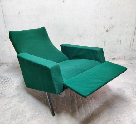 Vintage Trelax chair by Pierre Guariche for Meurop, 1950s