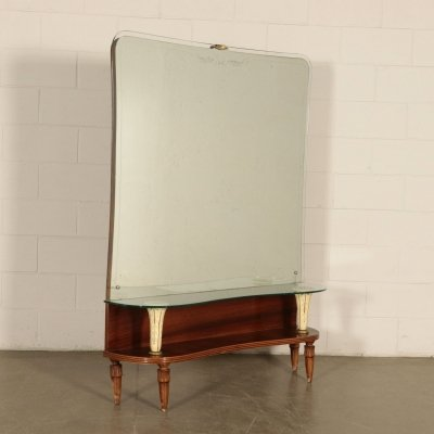1930s Vintage Cabinet with Mirror