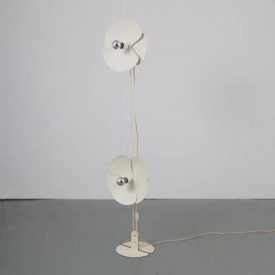 Olivier Mourgue Flower Lamp for Disderot, France 1960