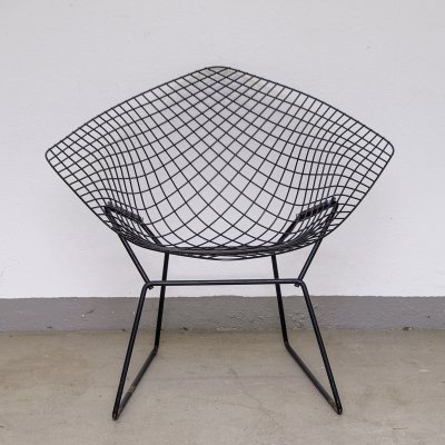 Diamond Lounge Chair by Harry Bertoia for Knoll International, 1960s