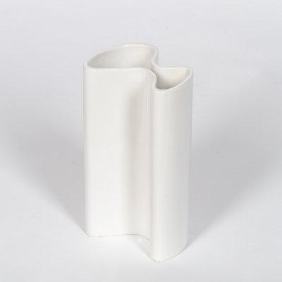 Ceramic vase by Angelo Mangiarotti for Danese, 1960s