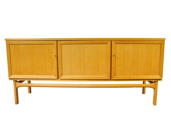 German Sideboard with 3 doors & drawers by Büker & Diekmann, 1960s