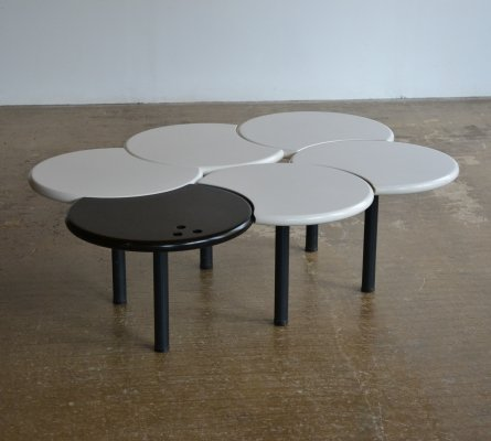 1985 Isao Hosoe 'Haru' coffee table for Arflex