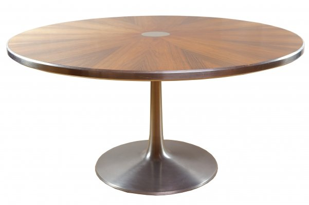 Rosewood Dining Table by Poul Cadovius for Cado