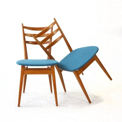 Pair of '50s Dining Chairs