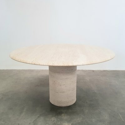Dining table by Angelo Mangiarotti for Up&Up, 1970s